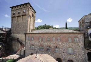 Зграда ризнице манастира Хиландара